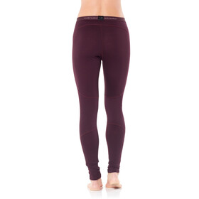 Icebreaker 150 Zone Leggings Women Velvet/Prism
